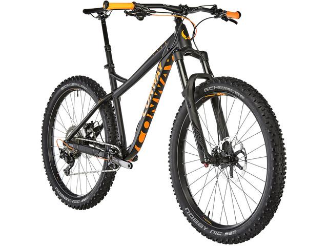 Goede Conway MT 927 Plus Herren black matt/orange günstig kaufen QW-16